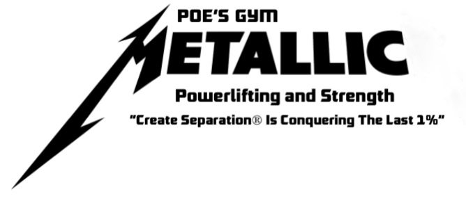 poes gym original logo